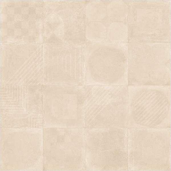 - 600 x 600 mm (24 x 24 polegadas) - hevok-crema-decor