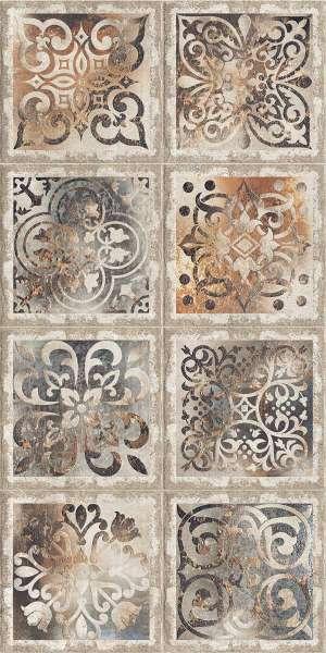 - 600 x 1200 mm (24 x 48 polegadas) - medina-brown-decor